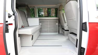Volkswagen California Ocean long termer - first report interior