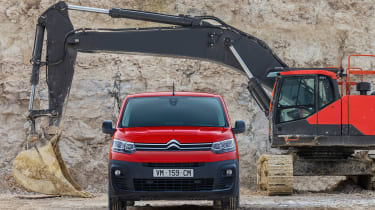 New 2018 Citroen Berlingo Van - full front