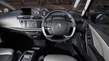 Citroen Grand C4 Picasso - dash