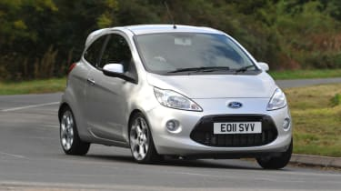 Ford Ka hatch 2011