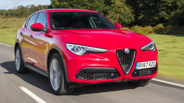 Alfa Romeo Stelvio Amazon