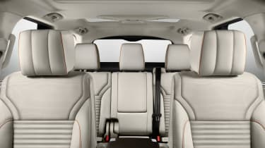 Land Rover Discovery 2017 - official seats 2