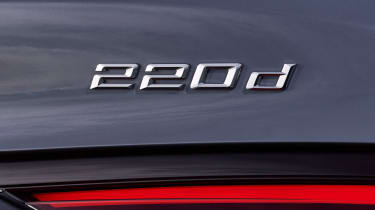 BMW 2 Series Gran Coupe - 220d badge