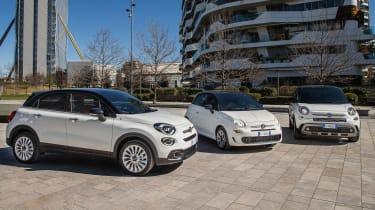 Fiat 500 Google - family static