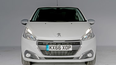 Used Peugeot 208 - full front