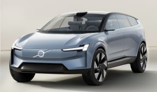 Volvo Concept Recharge - front