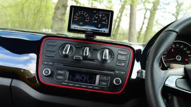 SEAT Mii FR Line - centre console