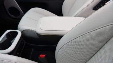 Hyundai Ioniq 5 - interior detail