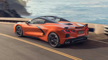 Chevrolet Corvette Stingray - drive