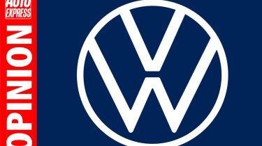 OPINION New Volkswagen logo
