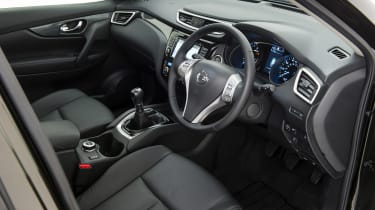 Used Nissan X-Trail - dash