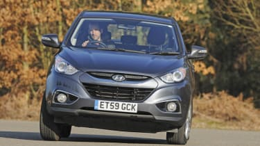Hyundai ix35 CRDi Style