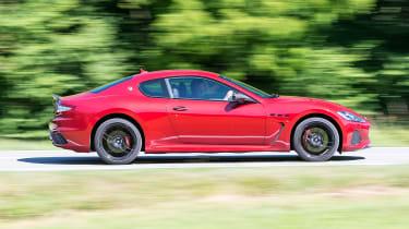 Maserati GranTurismo - side