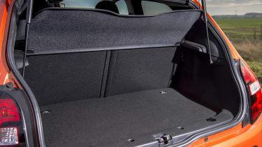 Renault Twingo GT - boot
