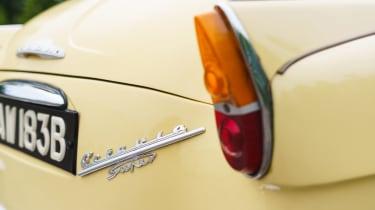 Original Skoda Octavia - rear light