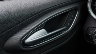 Alfa Romeo Giulia - door handle