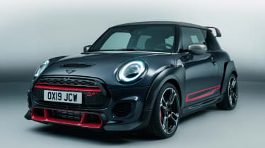 MINI John Cooper Works GP - front