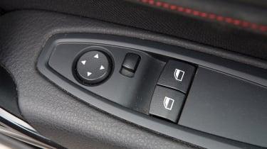Used BMW 1 Series - window controls