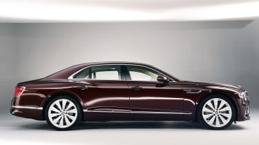 Bentley Flying Spur - studio side