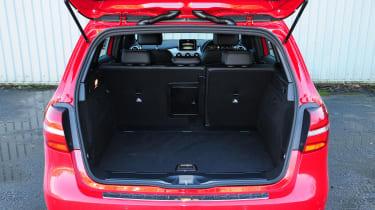 Mercedes B-Class - boot