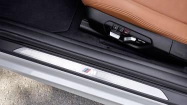 BMW 220d Convertible - sill