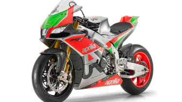 Aprilia RSV4 RF - Best superbikes