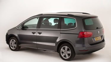 Used SEAT Alhambra - rear