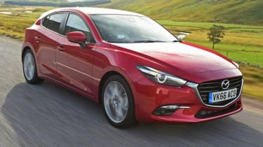 Mazda 3 - Front Motion