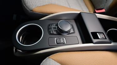 Long-term test review: BMW i3 REx centre console