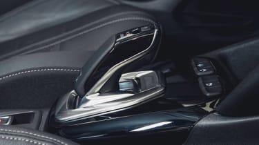 Vauxhall Corsa-e - centre console