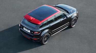 Range Rover Evoque Ember rear