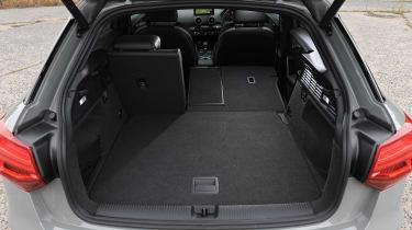 Audi SQ2 - boot