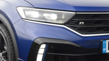 Volkswagen T-Roc R - front detail