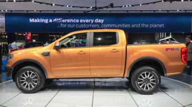 Ford Ranger - Detroit side