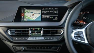 BMW 1 Series - infotainment