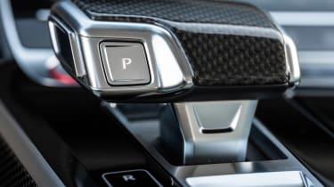 Audi S8 - transmission