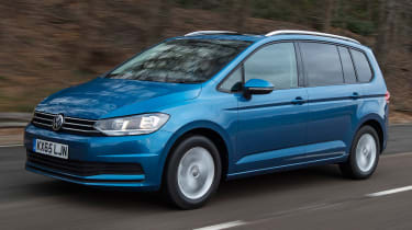Volkswagen Touran - best used MPVs and people carriers