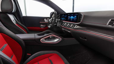 Mercedes-AMG GLE 53 Coupe - interior