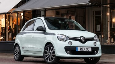 Renault Twingo Iconic Special Edition - front static