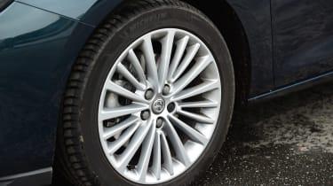 Vauxhall Astra ST - wheel