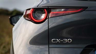 New Mazda CX-30 2021 - brake light