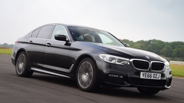 Most reliable used cars 2021 - BMW 5 Series