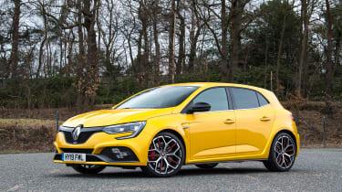 Renault Megane R.S. Trophy - front static