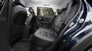 Kia Niro PHEV - rear seats