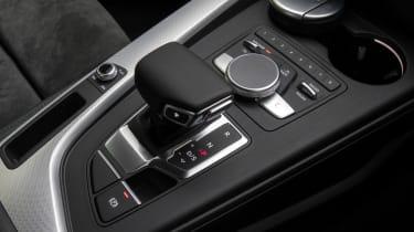 Audi A5 Coupe 2.0 TDI - transmission
