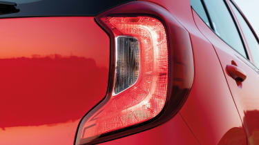 Picanto rear light detail