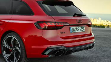 Audi RS 4 Avant - rear light