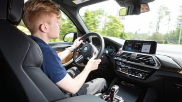 BMW X3 M Competition - James Brodie