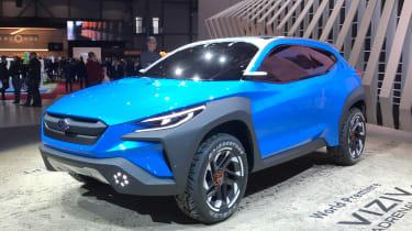 Subaru Viziv concept - Geneva front
