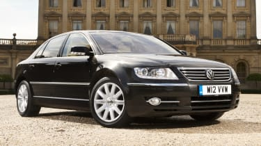 Best cars for under £5,000 - VW Phaeton